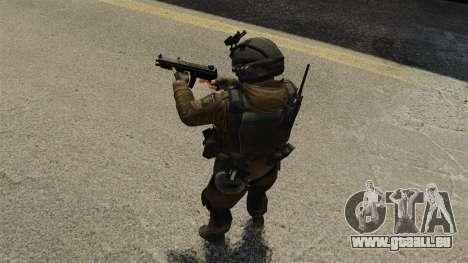 Phoenix Paratroopers für GTA 4 fünften Screenshot