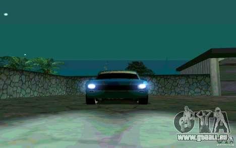 GAZ 24 v 1.0 pour GTA San Andreas vue de droite