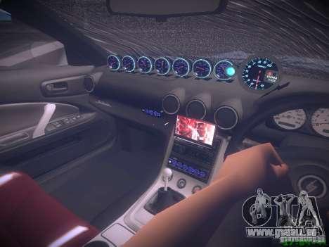Nissan Silvia S15 für GTA San Andreas Seitenansicht