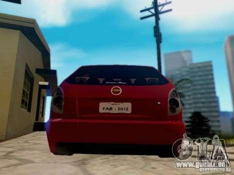 Chevrolet Celta 1.0 VHC für GTA San Andreas linke Ansicht