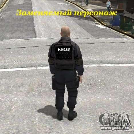 Ultimate NYPD Uniforms mod für GTA 4 Sekunden Bildschirm