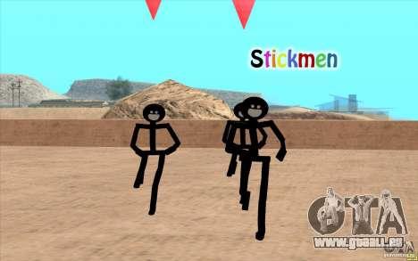 Mystische Kreaturen für GTA San Andreas zehnten Screenshot