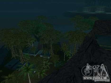 Das Geheimnis der tropischen Inseln für GTA San Andreas elften Screenshot