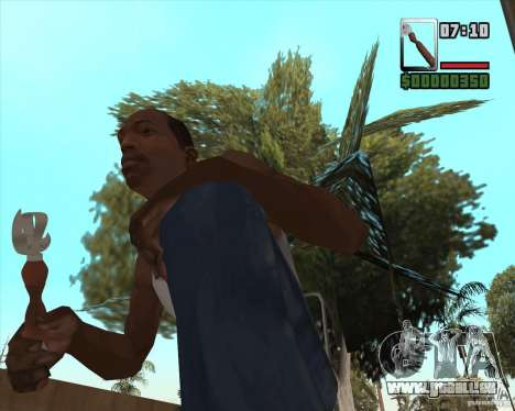 Öffner für GTA San Andreas dritten Screenshot