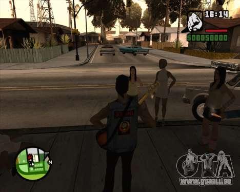 Tommy pour GTA San Andreas troisième écran