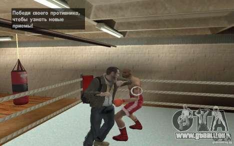 Das System kämpft von GTA IV V 3.0 für GTA San Andreas fünften Screenshot