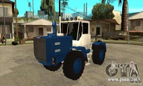 Traktor schneiden für GTA San Andreas