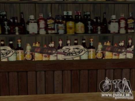 Teufel ja Bar für GTA San Andreas zweiten Screenshot