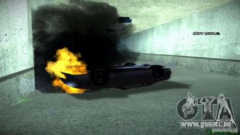 Nouveaux effets 1.0 pour GTA San Andreas deuxième écran