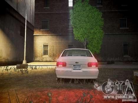 Chevrolet Caprice 1993 Rims 1 für GTA 4 rechte Ansicht