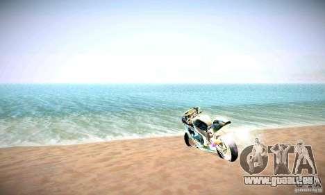 ENBSeries von _SilveR_ v2. 0 für GTA San Andreas dritten Screenshot