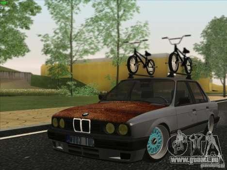 BMW E30 Rat für GTA San Andreas