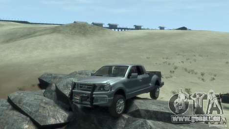 Ford F150 pour GTA 4