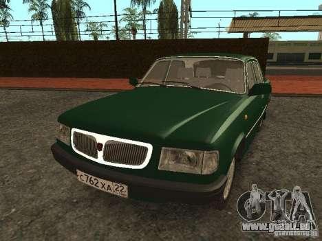 GAZ 3110 c. 2 pour GTA San Andreas