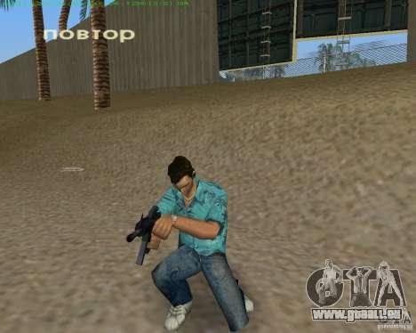 M4 von Counter Strike Source für GTA Vice City Screenshot her