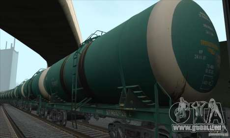 Tank Nr. 517 94592 für GTA San Andreas