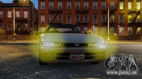 Gelbes licht lights für GTA 4 Sekunden Bildschirm