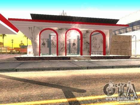Moschee und Animation Gebet für GTA San Andreas