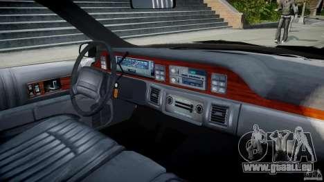 Chevrolet Caprice FBI v.1.0 [ELS] für GTA 4 rechte Ansicht