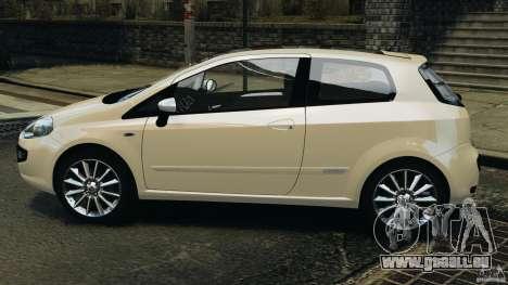 Fiat Punto Evo Sport 2012 v1.0 [RIV] pour GTA 4 est une gauche