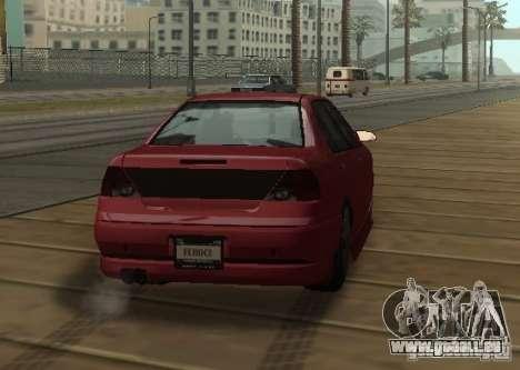 FEROCI VIP für GTA San Andreas rechten Ansicht