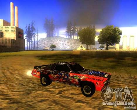 Bonecracker de FlatOut 1 pour GTA San Andreas laissé vue
