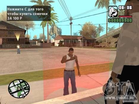 Acheter graines pour GTA San Andreas