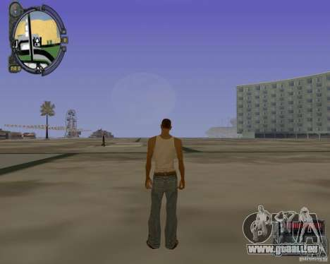 iCEnhancer beta für GTA San Andreas zweiten Screenshot