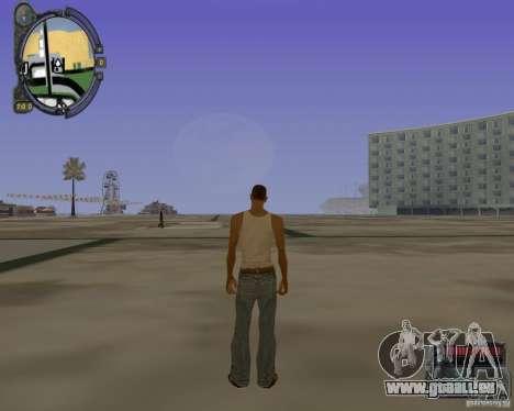 iCEnhancer beta für GTA San Andreas zweiten Screenshot