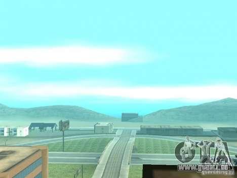 Timecyc - Purple Night v2.1 pour GTA San Andreas deuxième écran