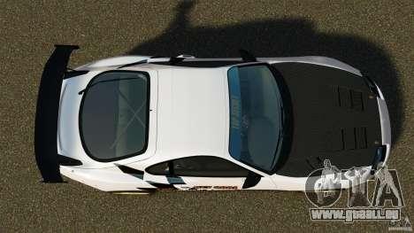 Toyota Supra Top Secret für GTA 4 rechte Ansicht