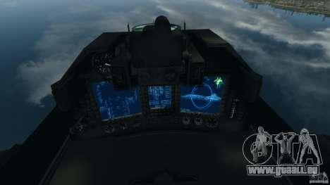 ADF-01 Falken pour GTA 4 est un droit