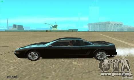 ENBSeries v4.0 HD pour GTA San Andreas troisième écran