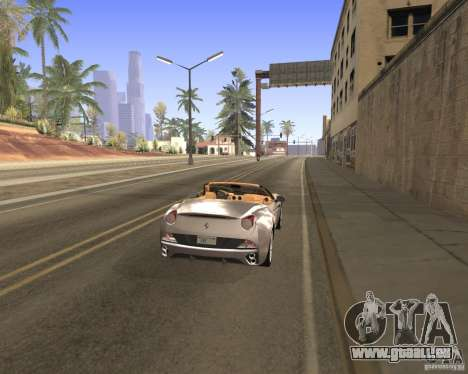 ENBSeries By Krivaseef pour GTA San Andreas sixième écran