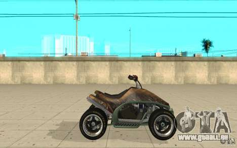 Powerquad_by-Woofi-MF Haut 3 für GTA San Andreas linke Ansicht