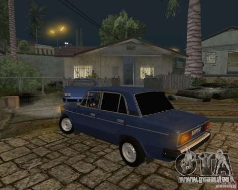VAZ 21063 für GTA San Andreas Rückansicht