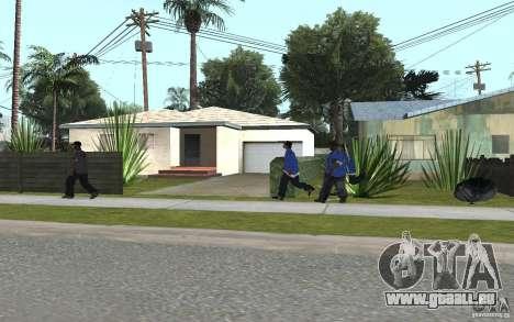 Crips 4 Life pour GTA San Andreas cinquième écran