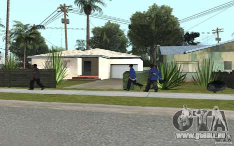 Crips 4 Life für GTA San Andreas fünften Screenshot