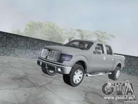 Lincoln Mark LT 2013 für GTA San Andreas