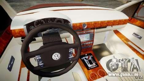 Volkswagen Pheaton W12 für GTA 4 rechte Ansicht
