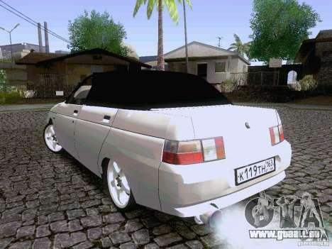 LADA 21103 Maxi für GTA San Andreas zurück linke Ansicht