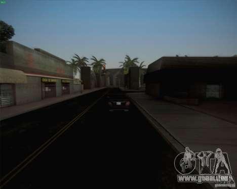 Nouvelles routes autour de San Andreas pour GTA San Andreas deuxième écran