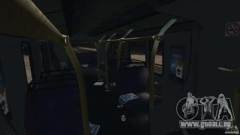 London City Bus pour GTA 4 est un côté