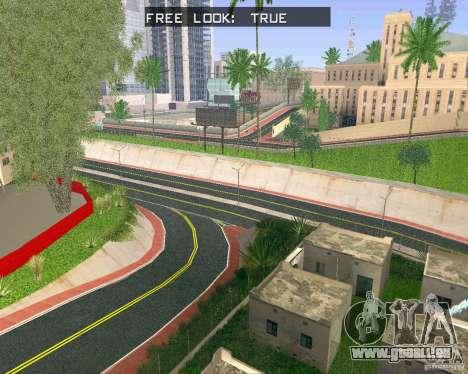 Neue Texturen von Los Santos für GTA San Andreas zweiten Screenshot