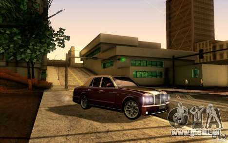 Bentley Arnage R 2005 für GTA San Andreas