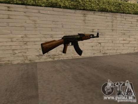 AK 47 für GTA San Andreas