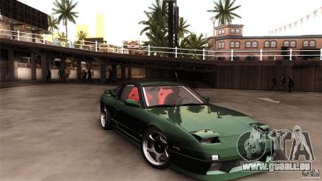 Nissan 240SX S13 Drift Alliance für GTA San Andreas