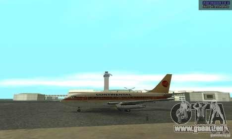 Boeing 737-100 pour GTA San Andreas