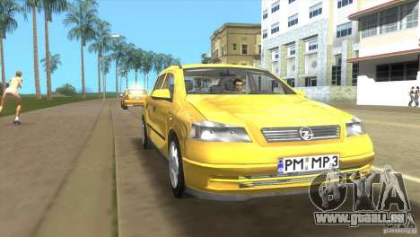 Opel Astra G pour GTA Vice City