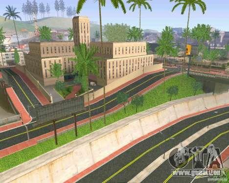 Neue Texturen von Los Santos für GTA San Andreas elften Screenshot